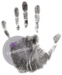 HEILERLINIEN  eine Hand-Geschichte